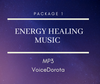 ENERGY HEALING MUSIC - package 1