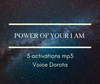 POWER OF YOUR I AM