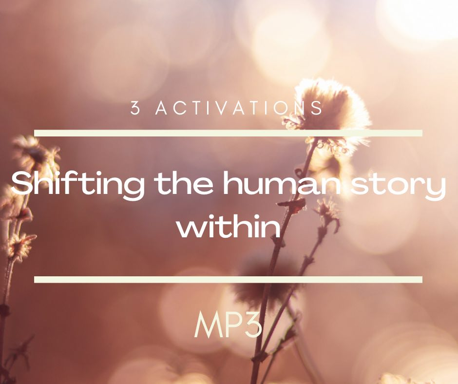 Shifting the Human Story within - 3x mp3