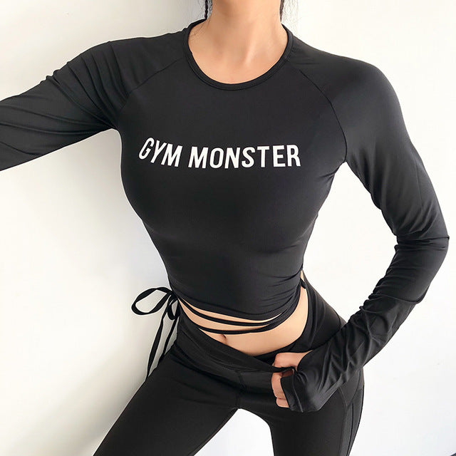 Gym Monster Long Sleeve