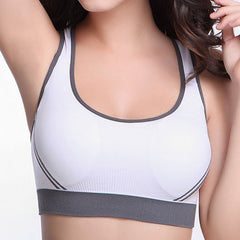 Stretch Me Beyond My Limits Sports Bra