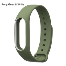 Load image into Gallery viewer, New 2x Mi Band 2 Strap for Xiaomi Miband 2 Bracelet Silicone Wristband Smart Band Replace Accessories for Xaomi Miband2 Guangzhou