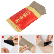 Load image into Gallery viewer, 20Pcs/Bag Natural Moxa Moxibustion Heat Pain Relief Patches Plaster Adhesive Stickers Neck Shoulder Waist Leg Body Health Care Pad CYT
