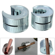 Load image into Gallery viewer, 1pc Heavy Duty Round Tube Cutter 15mm/22mm/28mm Pipe Cutter Self Locking For Copper Tube Aluminium PVC Plastic Pipe Tube Tools