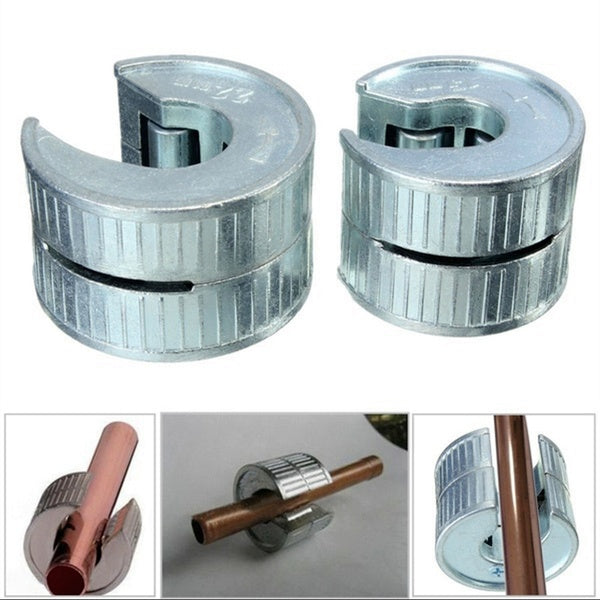 1pc Heavy Duty Round Tube Cutter 15mm/22mm/28mm Pipe Cutter Self Locking For Copper Tube Aluminium PVC Plastic Pipe Tube Tools