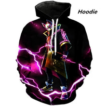 Load image into Gallery viewer, Newest Game Season 5 Skins Drift 3D Print Hipster Hoodie/Sweatshirt/T Shirt Unisex Tops