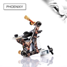 Load image into Gallery viewer, Complete Tattoo Machine Set 4 Colors Tatoo Beginner Kits