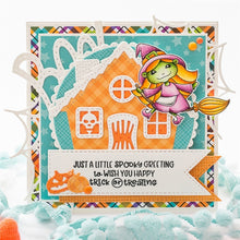 Load image into Gallery viewer, DIY Metal Cutting Dies Scrapbooking Card Making Embossing Cuts New Craft Die Girdle Element