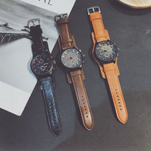 Load image into Gallery viewer, Korean Version of The Trend Personality Sports Watch Male Student Vibrating Special Forces Large Dial Men's Watch