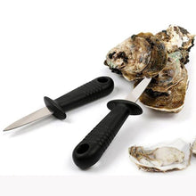 Load image into Gallery viewer, Practical Seafood Tool Multifunction Oysters Oyster Knife Open Shell Tool Kitchen Tools
