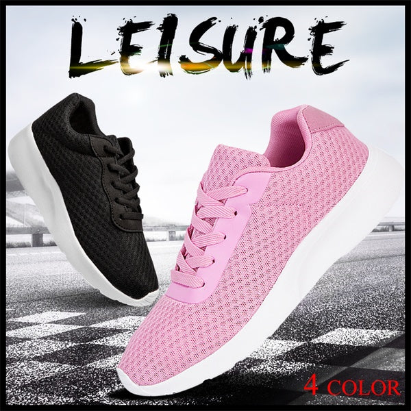 New Women Sneakers  Light weight Breathable Comfortable Running Shoes Sport Shoes Sneakers