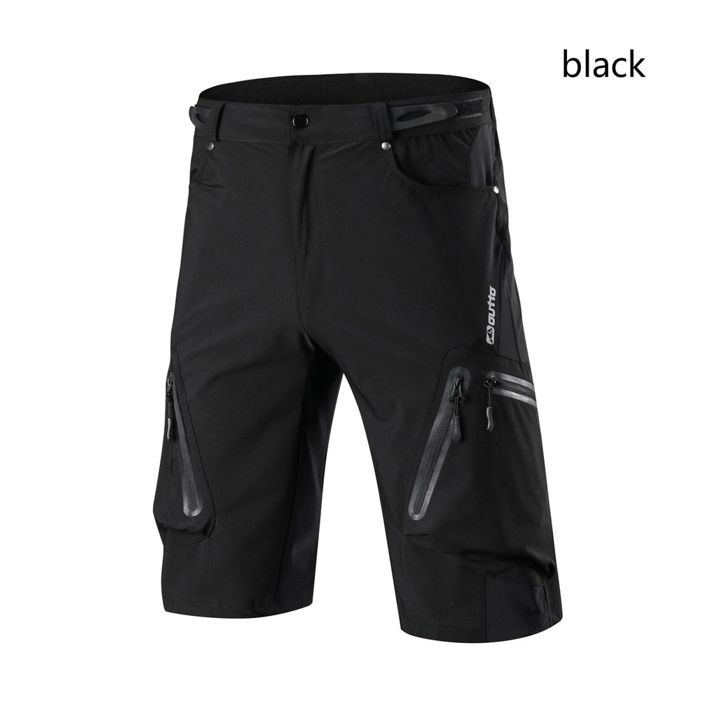 2019 Men's Fashion Mountain Bike Shorts Cycling Shorts Breathable Loose Fit For Outdoor Sports Running MTB Bicycle Short Trousers M-4XL