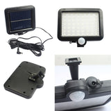 56LED Outdoor Solar Power Motion Sensor Light Waterproof Garden Security Lamp