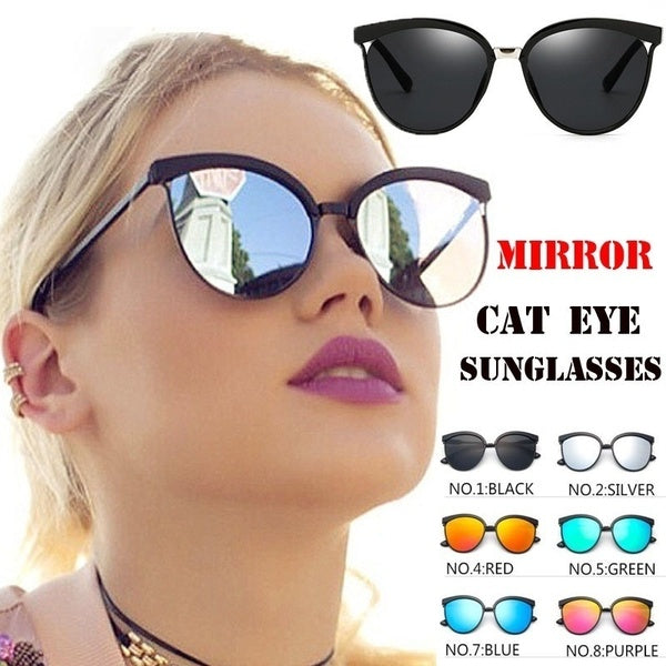 2019 Cat Eye Sunglasses Women Luxury Sun Glasses Classic Retro Outdoor Eyewear