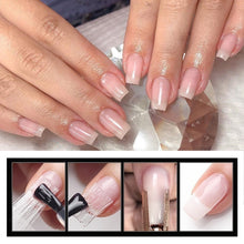 Load image into Gallery viewer, Original 100pcs/set Professional Fiberglass Nail Extension Glass Fiber for Nail Silk Extension Nail Form Acrylic Tips Nail Salon