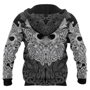 Hot 3D Print Vikings Hoodies Loose Thin Cool Men/women Sweatshirts