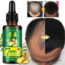 Load image into Gallery viewer, 10/20/30 ML Factory direct sales Hair Growth Essence Natural Beauty Hair Growth Fluid Hair Growth Essence Oil