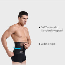 Load image into Gallery viewer, Adjustable Waist Back Lumbar Support Brace Belt Brace Pain Relief Band Belt Wrap Posture Corrector