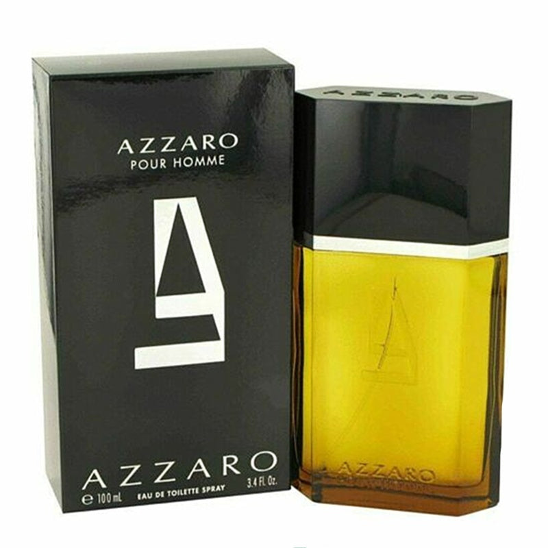 New Men's Perfume  Azzar¨° Perfume Eau De Parfum for Men Spray Size: 15ML/100ML/3.4fl.oz