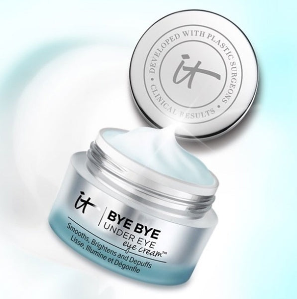 0.5 US fl. oz. / 15 ml it Bye Bye Under Eye Brightening Eye Cream