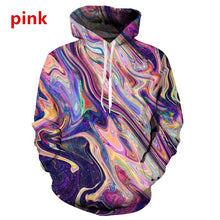 Load image into Gallery viewer, Men Women Personality Hoodie 3D Print Fashion Long Sleeve Jacket