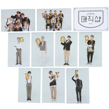 Load image into Gallery viewer, 10Pcs/Set Kpop Bts Bangtan Boys Official Same Lomo Card Photocard Fans Gift