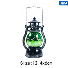 Load image into Gallery viewer, 2019 Halloween Led Lantern Vintage Witch Castle Led Light Lamp Party Hanging Decor