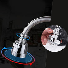 Load image into Gallery viewer, 1 Pc Kitchen Tap Head Universal Rotatable Faucet Water Saving Filter Sprayer Sink Aerator Head Kitchen Cocina Rotatable Faucet Ofertas Calientes