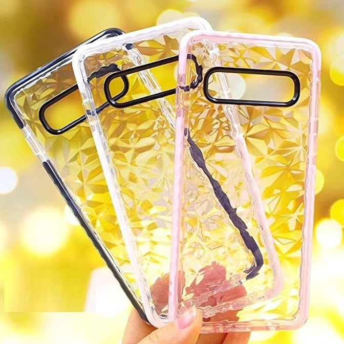 Luxury Hybrid Shockproof Clear Soft Silicone Case For iPhone X / XS / XS MAX / XR / 8 / 7 / 6