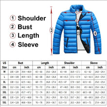 Load image into Gallery viewer, Men's Autumn and Winter Warm Zipper Jacket Cotton Padded Coat Warm Cotton Coat Jacket