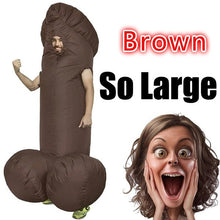 Load image into Gallery viewer, High Quality Inflatable Funny Costumes Spoof Funny Suit Party Costumes