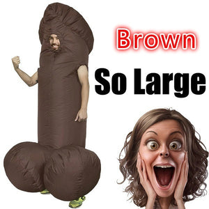 High Quality Inflatable Funny Costumes Spoof Funny Suit Party Costumes