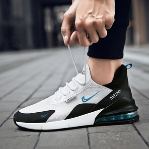 Men Fashion Air Cushion Running Sneakers Casual Sports Shoes Tennis Shoes for Men Couple Shoes