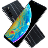 New P31 Pro 6.3 inch screen Android phone 6GB + 128GB Memory card Bluetooth Wifi camera GPS mobile phone ten core 4G smart phone