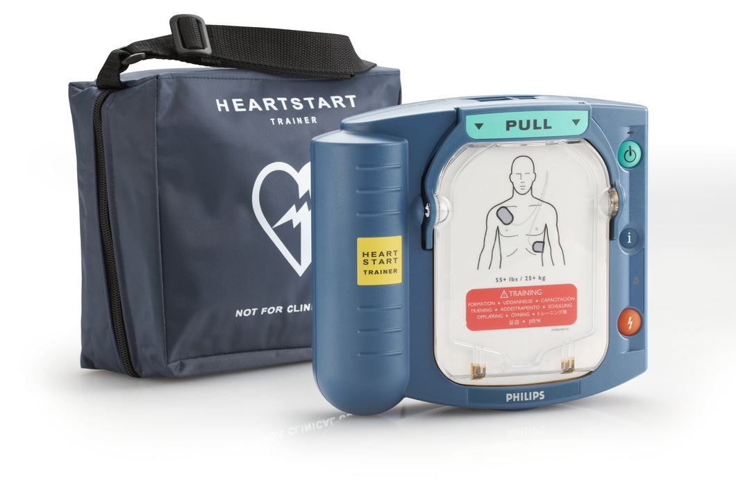 HeartStart OnSite Trainer - English