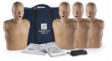 Load image into Gallery viewer, CPR Manikin Prestan® Adult Manikin, 4 Pack Adult with Monitor