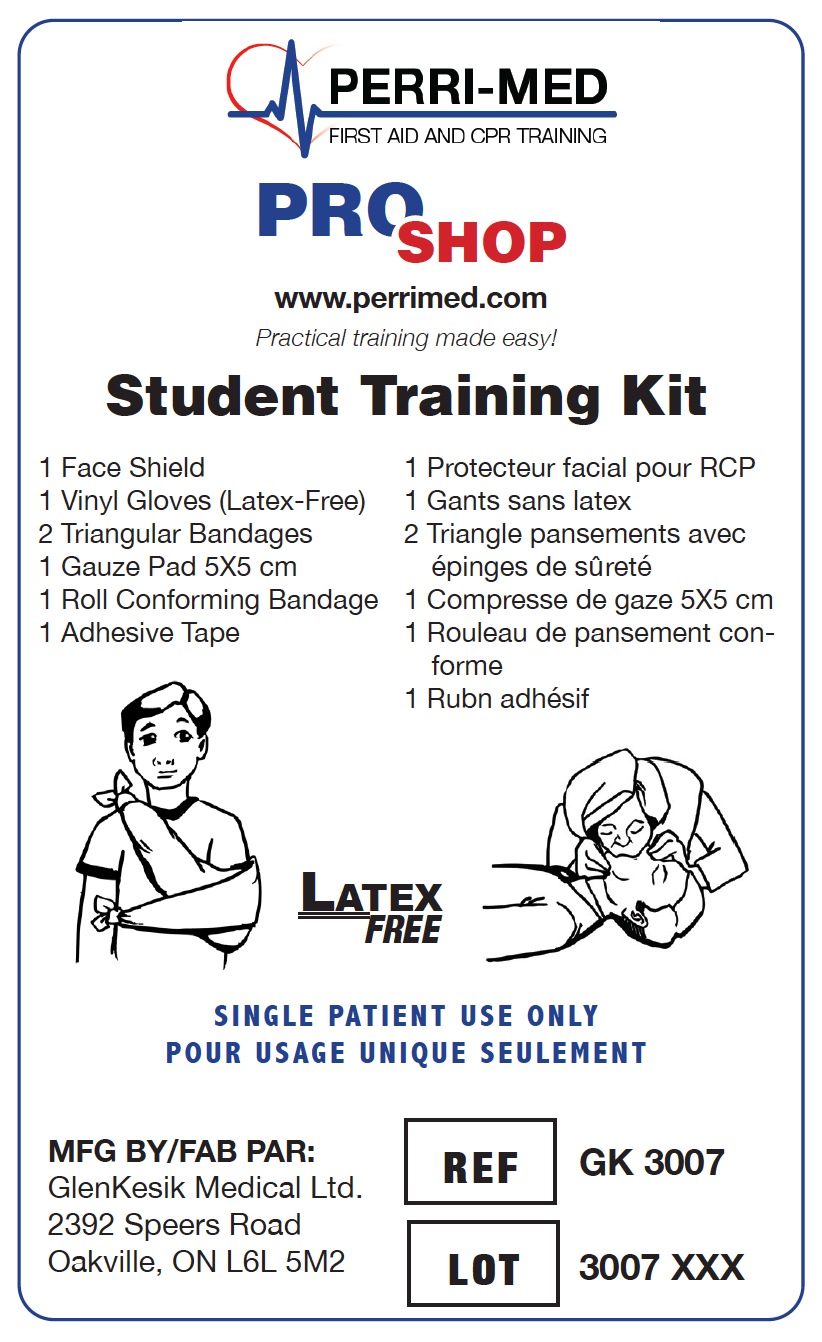 First Aid Student Training Package - 10 Pack