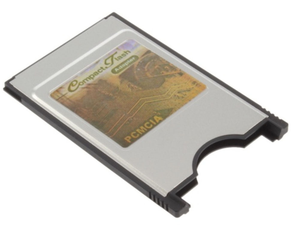 Adapter, Flash Card to PCMCIA