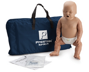 CPR Manikin Prestan Infant Single with CPR Monitor