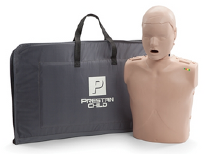 CPR Manikin Prestan Child (1) with CPR Monitor