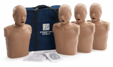 Load image into Gallery viewer, CPR Manikin Prestan Child 4-Pack with CPR Monitor