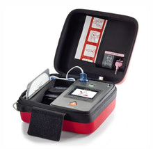 Load image into Gallery viewer, Philips HeartStart FR3 AED Soft System Case (includes pads sentry) - red