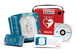 HeartStart Home AED with Slim Carrying Case