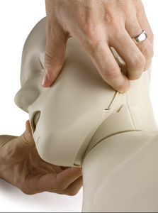 CPR Manikin Prestan Professional Adult (1) With Jaw Thrust Head and CPR Monitor
