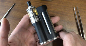 Ambition Mods Easy Side 60W Box Mod by Sunbox.R.S.S-Updated 510