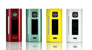 asMODus Lustro  Box Mod 200W Touch Screen