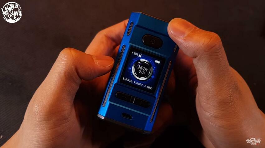 Authentic Sigelei Laisimo F4 360W Box Mod In Stock