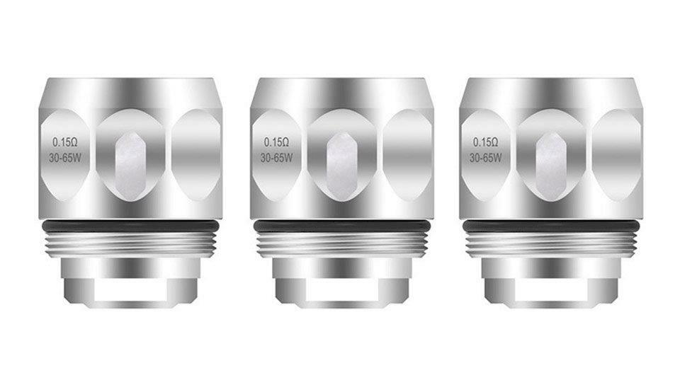 Authentic Vaporesso NRG Tank Replacement Coil Head(3PC) In Stock