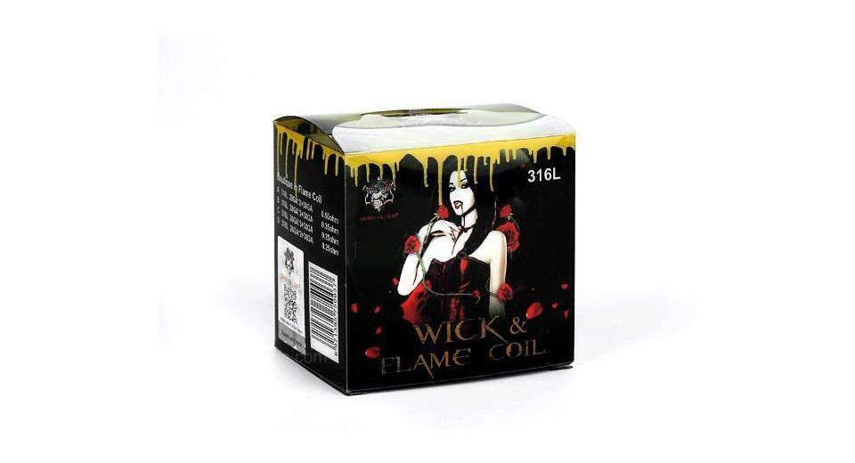 Demon Killer Wick and Flame Coil Kit