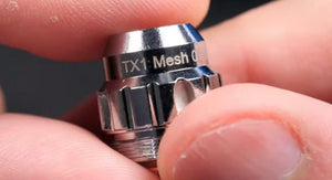 Freemax Fireluke 2  Replacement Mesh Coil (5-Pack)